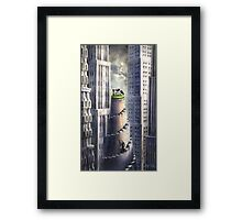 Nature´s Breath Framed Print