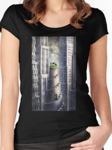 Nature´s Breath Women's Fitted Scoop T-Shirt