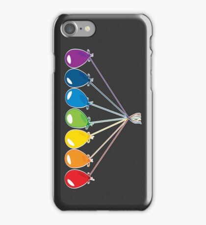 What color is your balloon?  iPhone Case/Skin
