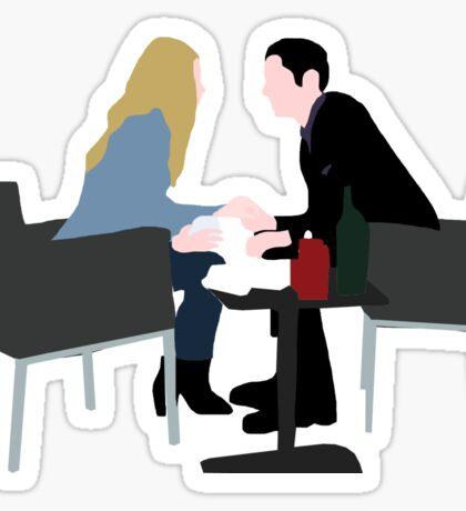 Lucifer - 2x10 - I believe I owe you dinner Sticker