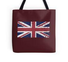 Vintage look Union Jack Flag of Great Britain Tote Bag