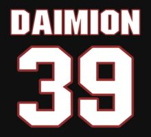 NFL Player Daimion Stafford thirtynine 39 by imsport