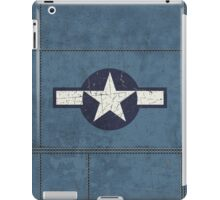 Vintage Look USAAF Roundel Graphic iPad Case/Skin