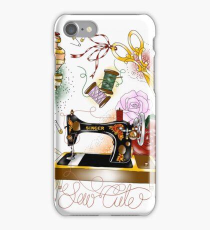 Sew Cute iPhone Case/Skin