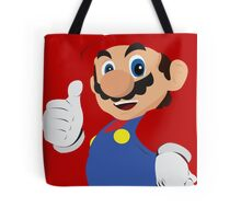 Super Mario Design Tote Bag