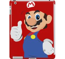 Super Mario Design iPad Case/Skin