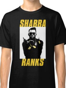 Shabba Ranks Classic T-Shirt