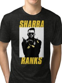 Shabba Ranks Tri-blend T-Shirt