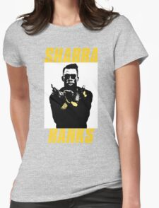 Shabba Ranks Womens Fitted T-Shirt