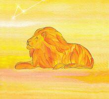 Leo - Strength by Karni Zor