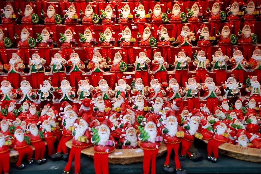 Christmas choir by Arie Koene