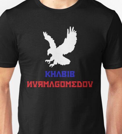 Khabib Nurmagomedov The Russian Eagle Unisex T-Shirt