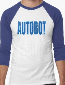 Autobot AND PROUD Men's Baseball ¾ T-Shirt