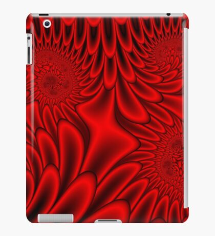Red Petals iPad Case/Skin