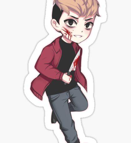 Sangwoo Stickers Sticker