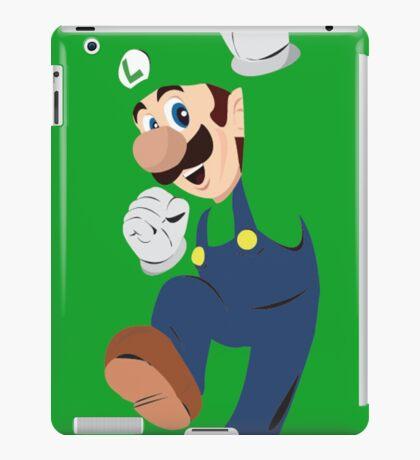 It's Luigi!  iPad Case/Skin