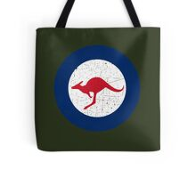 Vintage Look Royal Australian Air Force Roundel  Tote Bag