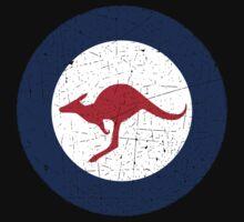 Vintage Look Royal Australian Air Force Roundel  Kids Clothes