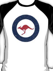 Vintage Look Royal Australian Air Force Roundel  T-Shirt