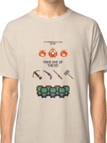 It's Dangerous Classic T-Shirt