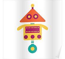 MY ROBOT FRIEND - 2 Poster