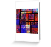1405 Abstract Thought Greeting Card