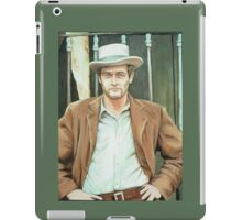 Paul Newman iPad Case/Skin