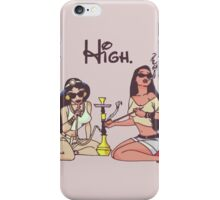 Priness High iPhone Case/Skin