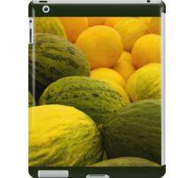 Melons iPad Case/Skin