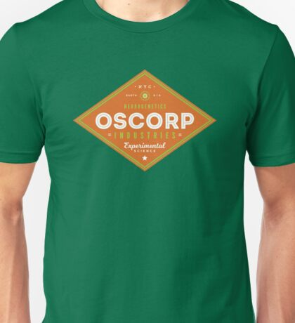 Oscorp Industries Unisex T-Shirt