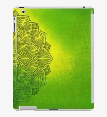 Mandala Hindu Buddha Yoga iPad Case/Skin