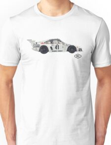 Le Mans Legend by Robert Charles Designs Unisex T-Shirt