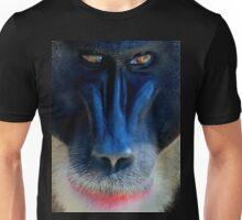 monkey looking right Unisex T-Shirt
