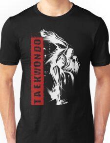 Taekwondo Super Flash Kick - Korean Martial Art Unisex T-Shirt