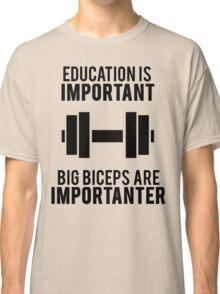 Funny Lifting Gym Classic T-Shirt