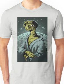 ET portrait Unisex T-Shirt