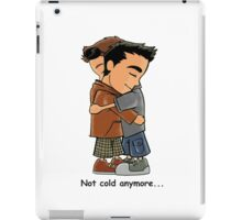 Not cold anymore... iPad Case/Skin