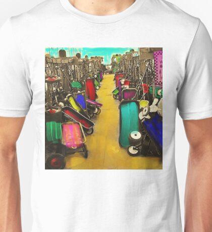 Wagon Lane Unisex T-Shirt