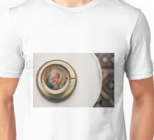 A cup of coffee Unisex T-Shirt