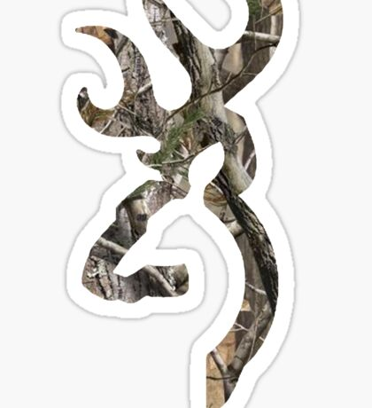 Browning - Realtree AP Sticker
