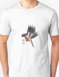 Flame Robin T-Shirt