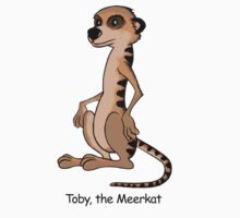 Toby, the Meerkat Kids Clothes