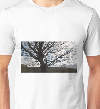 Tall tree Unisex T-Shirt
