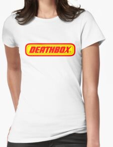 dbox02 Womens Fitted T-Shirt