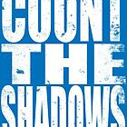 Count The Shadows (WHITE) by Penelope Barbalios