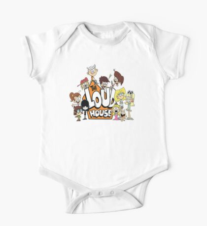 In the Loud House One Piece - Short Sleeve