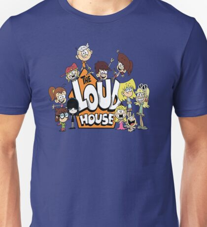 In the Loud House Unisex T-Shirt