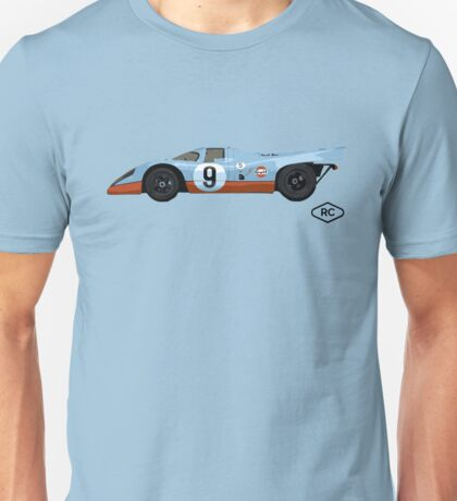 1969 Gulf by Robert Charles Designs Unisex T-Shirt