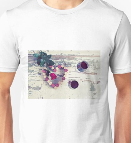 The day of wine and roses Unisex T-Shirt