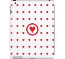 Polka dot affair iPad Case/Skin